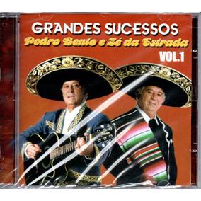 Cd Pedro Bento E Zé Da Estrada - Grandes Sucessos - Vol.1