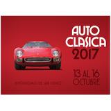Entrada General Autoclásica 2017 - 13 Al 16 De Octubre -