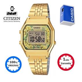 71aaf4c62b85 Reloj Casio Dama Vintage Cobre Hombre - Reloj de Pulsera en Mercado ...