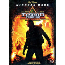 Dvd Leyenda Del Tesoro Perdido ( National Treasure ) 2004 -