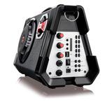 Caixa De Som Multiuso Com Microfone Mp3/ Usb/sd