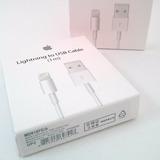 Cabo Dados Apple Original Iphone 5 5c 5s 6 Ipad 4 Lacrado