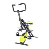 Body Crunch Evolution +12 Niveles De Resistencia +bicicleta