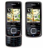 Celular Nokia 6210 Navigator Claro Gsm 3g Com Gps, Câm 3.2