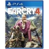 Farcry 4 Ps4 Nuevo Sellado
