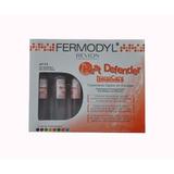 Revlon Ampolleta Heat Defender Protector Termico Caja 12pzs