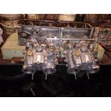 Bmw 2002ti Tapa De Cilindros Carburadores 40/40 Kit Completo