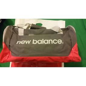 Bolso New Balance Original Ideal Gym O De Mano Para Viajar