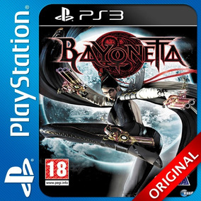 Bayonetta Ps3 Digital Poderes De Demonio!!! Oferta Digital