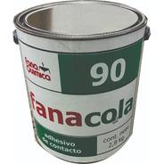 Cemento De Contacto Fanacola 90 Adhesivo 2,8 Kg = 4 Lts