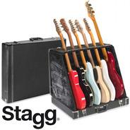 Stagg Estuche Soporte 6 Instrumentos Gdc-6