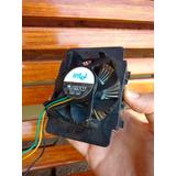 Cooler Disipador De Aluminio Nucleo De Cobre