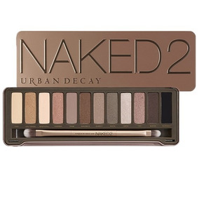 Kit Paleta Sombras Naked 2 5