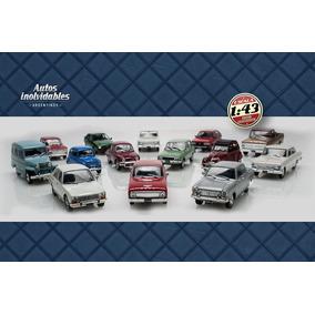 Colección Autos Inolv Arg Salvat Completa Hasta Hoy 1 - 28
