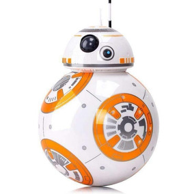 Star Wars Robo Controle Remoto Planet Boy Bb-8 Sons 360