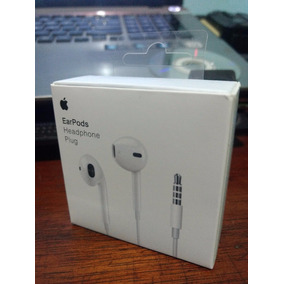 Audífonos Earpods Apple Original Model A1472 Iphone 5/5s/6s