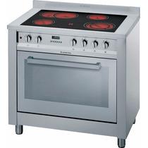 Cocina Eléctrica Ariston 90 Cm Cp 0v9 M Inmediata
