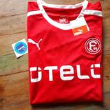 1e2fa99806f26 Camisa Fortuna Dusseldorf 2013 14 Home Modelo Jogador