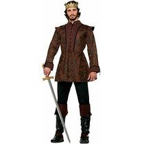 Escudo Del Traje De Rey Medieval Del Foro Novedades Hombres