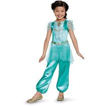 Jasmine Disfraz Clásico De Princesa De Disney Aladdin De Ve