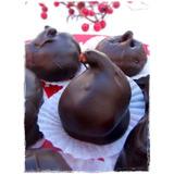 Higos Bañados En Chocolate Amargo Vegano 250 G