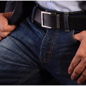 Correa Cinturón Caballero De Cuero Masculino Accesorios