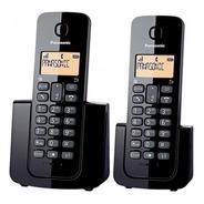 Telefono Panasonic Inalambrico Lcd Kx-tgb112meb Negro 2pi