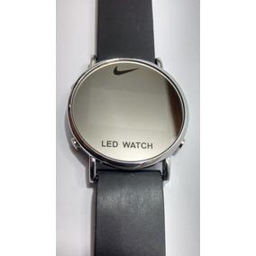 Relógio Led; Nike; Borracha; Relógio Digital