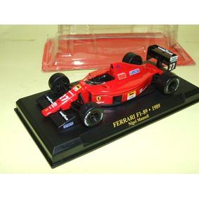 Ferrari 640 F1-89 # 27 1989 Nigel Mansell Ixo Altaya 1/43