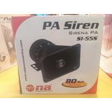 Altavoz Sirena, Megafono, Speaker 80 W Si555 Nipon America
