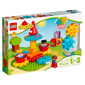 Lego Duplo - Meu Primeiro Carrossel - 10845