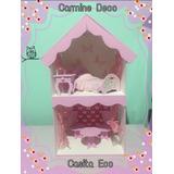 Muebles Para Muñecas Barbie - Juego De Cocina-comedor