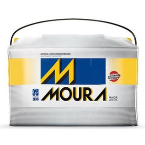Bateria Selada Moura 75 Ah Amperes M75lx Garantia 1 Ano