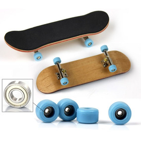 Fingerboard Profissional Madeira C/ Rolamento + Lixa Grizzly