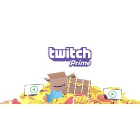 Twitch Prime - Loots Y Juegos Gratis