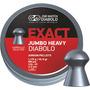 Balines Jsb Exact Jumbo Heavy 5,52mm X250pcs 18,13gr 1.17g