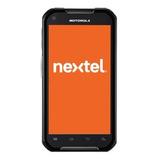 Nextel Iron Rock Xt626 Doble Sim +16gb+pocket Cuero+s/auto!