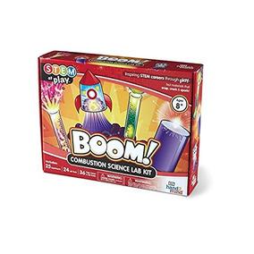 Stem En El Juego Boom! Kit De Combustión Laboratorio De Cien