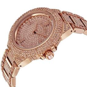 2ad390045f2 Relógio Michael Kors Rose Transparente Réplica - Relógios no Mercado ...