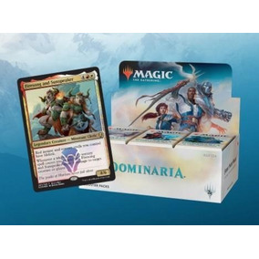 Box Booster Magic The Gathering Dominária Pt +buy-a-box