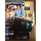 Videocamara Filmadora Vivitar Digital 947hd 720p 12.1mp