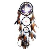 Filtro Dos Sonhos Dream Catcher Apanhador Grande Indígena