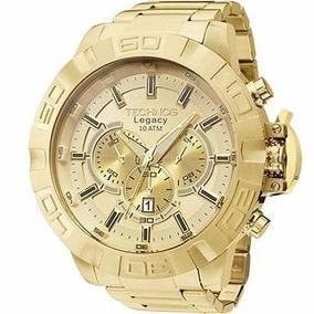 Relógio Technos Masculino Grande Classic Legacy Js25ba/4x
