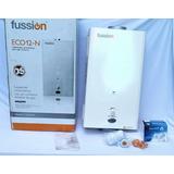 Calentador Boiler Paso Instantáneo Fussion Eco 12n No Krüger