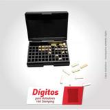 Digito / Tipo Para Datador Manual Hp241c