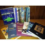 Lote 17 Almanaques Libros Bse Banco De Seguros Del Estado