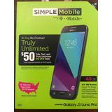 Samsung J3 Luna Pro Liberado Nuevo.