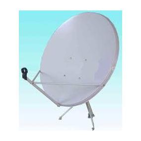 Antena Parabolica Satelital 90cm Fta Martinez