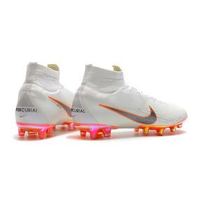 645f45fc2d Chuteira Neymar Vapor X Adultos Campo Nike - Chuteiras Branco no ...