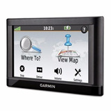 Gps Garmin Nuvi 52 Usb/sd 5 Refurbished Preto